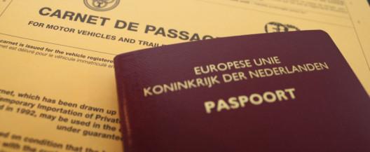 Visa and Carnet de Passages